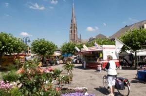 markt in Veghel